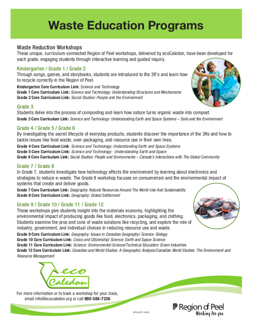 EcoCaledon Flyer -OPS-0279 Waste Reduction V3 - final