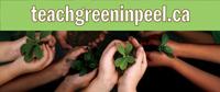 Teach Green in Peel logo