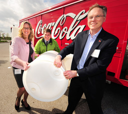 Donation from Coca-Cola